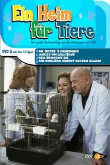 Ein Heim für Tiere DVD 5 (Folgen 17-20), DVD