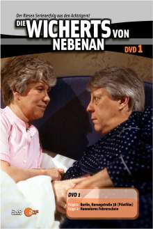 Die Wicherts von nebenan DVD 1, DVD