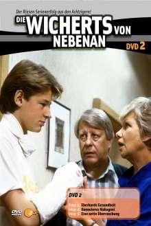 Die Wicherts von nebenan DVD 2, DVD