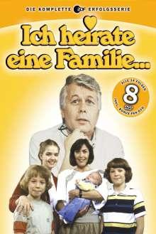 Ich heirate eine Familie (Gesamtausgabe), 8 DVDs