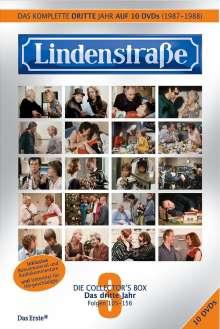 Lindenstraße Staffel 3, 10 DVDs