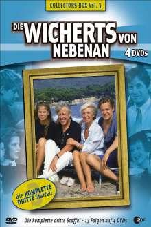 Die Wicherts von nebenan Staffel 3, 4 DVDs
