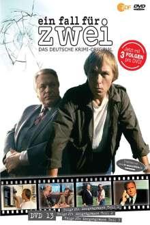 Ein Fall für Zwei DVD 13, DVD