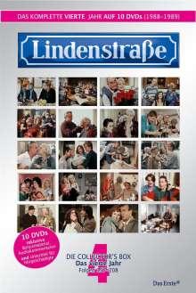 Lindenstraße Staffel 4, 10 DVDs
