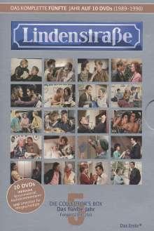 Lindenstraße Staffel 5, 10 DVDs