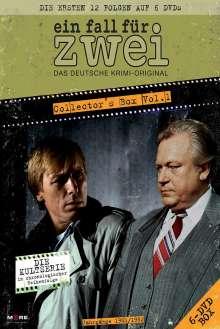 Ein Fall für Zwei Box 01, 6 DVDs