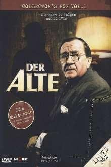 Der Alte Collectors Box 1, 11 DVDs