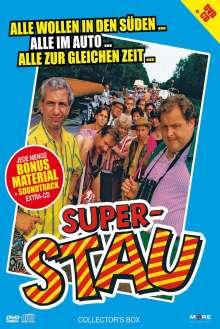 Superstau (mit Soundtrack-CD), 2 DVDs