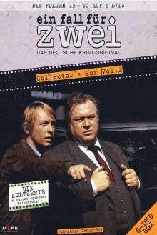 Ein Fall für Zwei Box 02, 6 DVDs