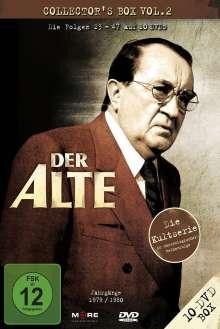 Der Alte Collectors Box 2, 10 DVDs