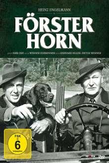 Förster Horn (Gesamtausgabe), 2 DVDs