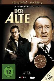 Der Alte Collectors Box 3, 6 DVDs
