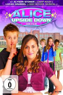 Alice Upside Down, DVD