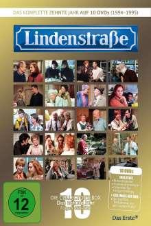 Lindenstraße Staffel 10, 10 DVDs