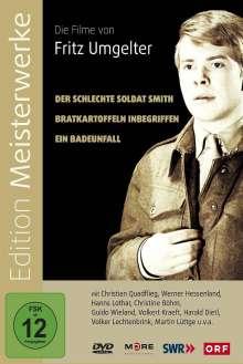 Die Filme von Fritz Umgelter (Edition Meisterwerke), 3 DVDs