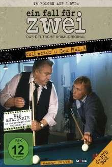Ein Fall für Zwei Box 04, 6 DVDs