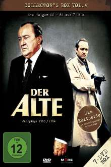 Der Alte Collectors Box 4, 7 DVDs