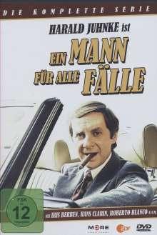 Ein Mann für alle Fälle, DVD