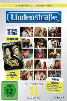 Lindenstraße Staffel 11 (+Poster der Filmplakat-Kampagne), 10 DVDs