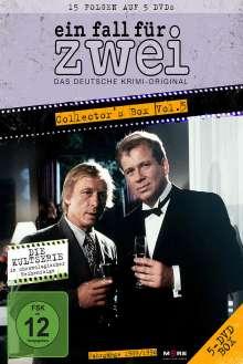 Ein Fall für Zwei Box 05, 5 DVDs