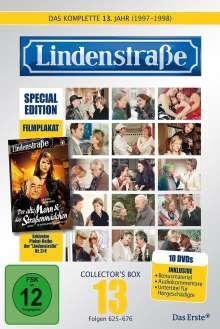 Lindenstraße Staffel 13 (Limited Edition), 10 DVDs