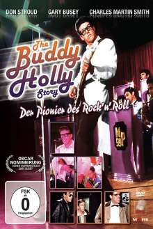 Buddy Holly Story, DVD