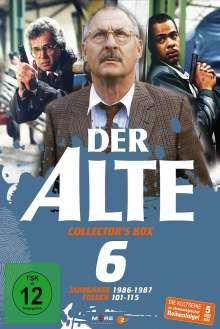 Der Alte Collectors Box 6, 5 DVDs