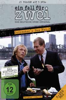 Ein Fall für Zwei Box 06, 5 DVDs