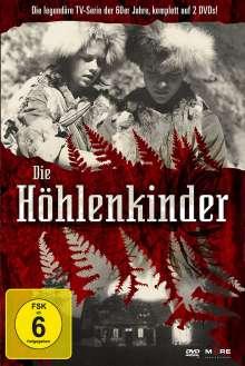 Die Höhlenkinder, 2 DVDs