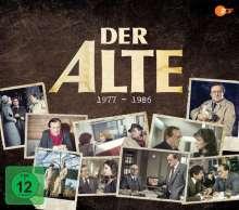 Der Alte - Siegfried Lowitz Box, 39 DVDs