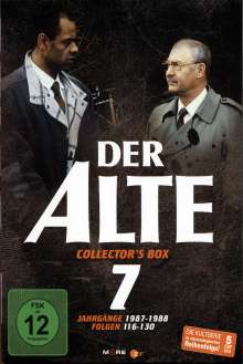 Der Alte Collectors Box 7, 5 DVDs