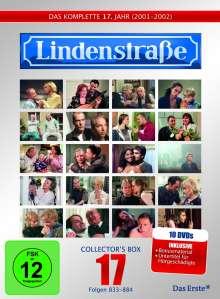 Lindenstraße Staffel 17, 10 DVDs