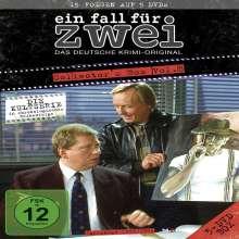 Ein Fall für Zwei Box 08 (Folge 106-120), 5 DVDs