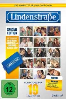 Lindenstraße Staffel 19 (Limited Edition mit Schlüsselanhänger), 10 DVDs