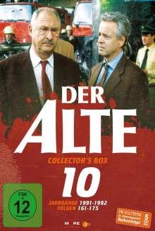 Der Alte Collectors Box 10, 5 DVDs