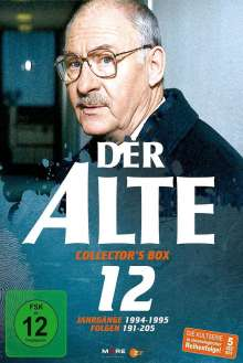 Der Alte Collectors Box 12, 5 DVDs