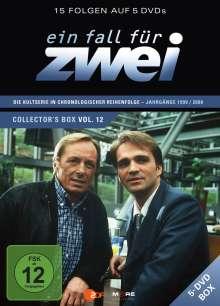 Ein Fall für Zwei Box 12 (Folge 165-179), 5 DVDs