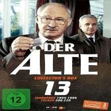 Der Alte Collectors Box 13, 5 DVDs
