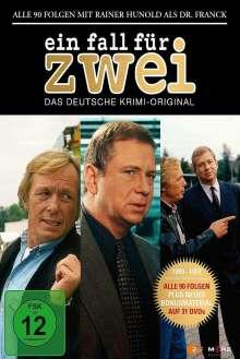 Ein Fall für Zwei - Die Rainer Hunold Box, 31 DVDs