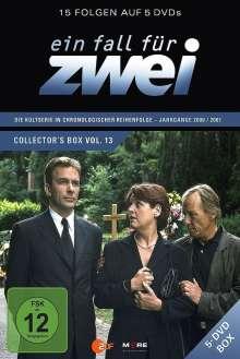Ein Fall für Zwei Box 13 (Folge 180-194), 5 DVDs