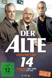 Der Alte Collectors Box 14, 5 DVDs