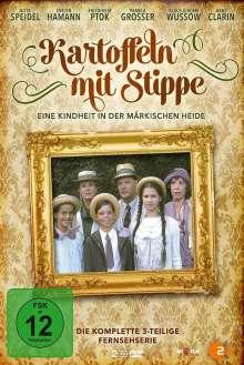 Kartoffeln mit Stippe (Komplette Serie), 2 DVDs