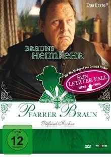 Pfarrer Braun - Brauns Heimkehr, DVD