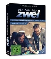 Ein Fall für Zwei Box 15 (Folge 210-224), 5 DVDs