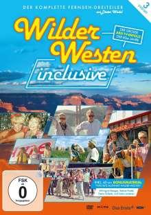 Wilder Westen inklusive, 3 DVDs