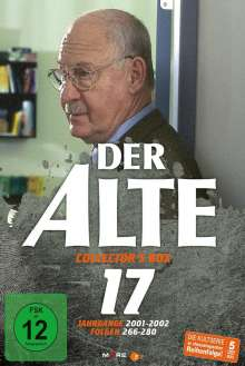Der Alte Collectors Box 17, 5 DVDs
