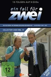 Ein Fall für Zwei Box 17 (Folge 240-254), 5 DVDs