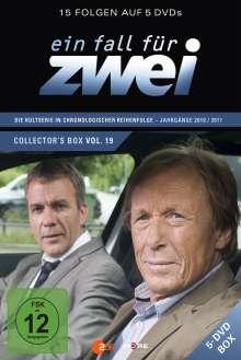 Ein Fall für Zwei Box 19 (Folge 270-284), 5 DVDs