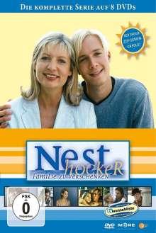 Nesthocker (Komplette Serie), 8 DVDs