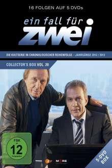 Ein Fall für Zwei Box 20 (Folge 285-300), 5 DVDs